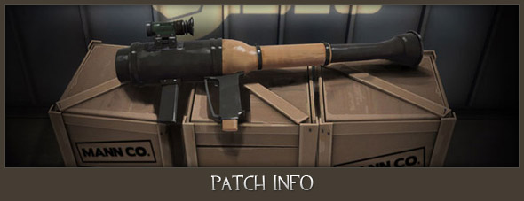 TF2 Patch - 5. března 2014