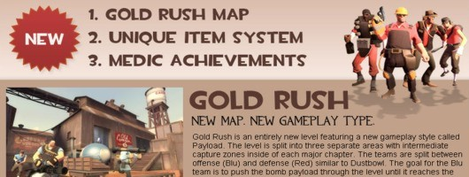 Gold Rush Update