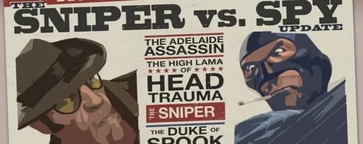 The Sniper vs. Spy Update